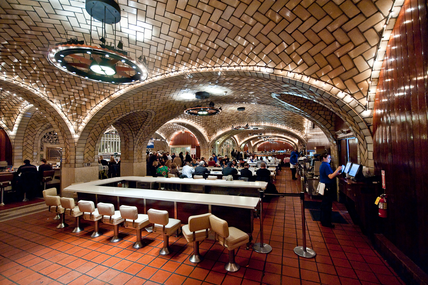 The Grand Central Oyster Bar Restaurant
