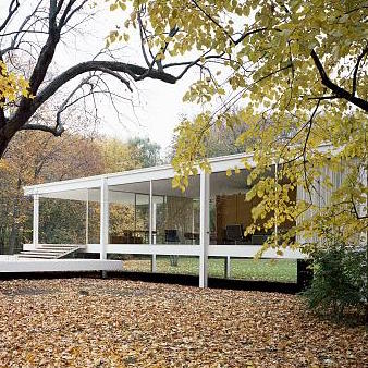 Module 1: Farnsworth House, Wright