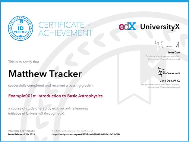 Certificate & MicroMasters   Louv2x   edX