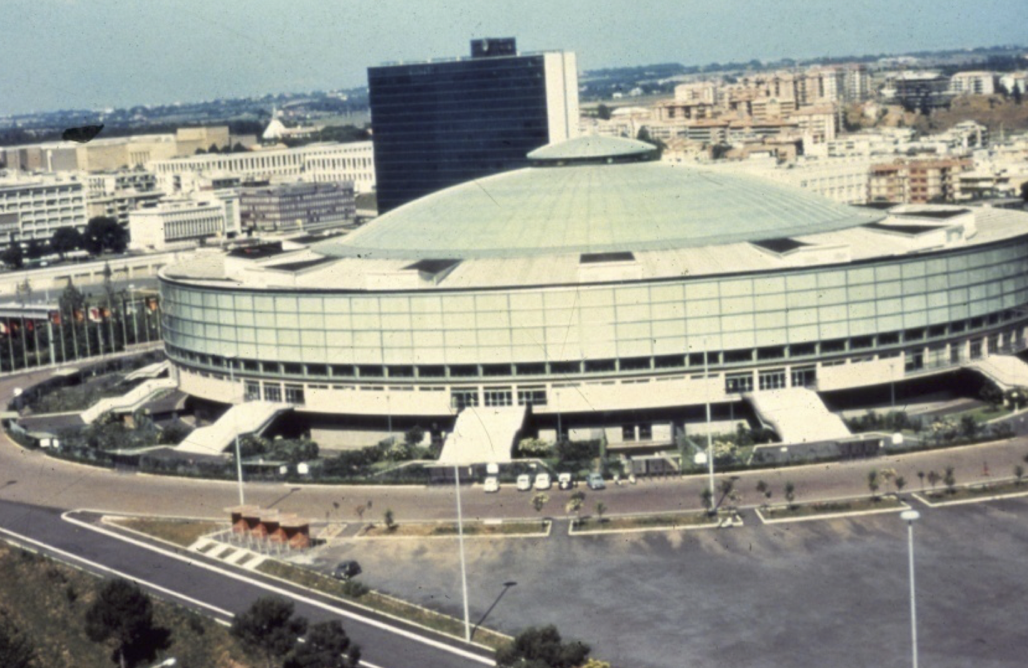 The Large Sports Palace