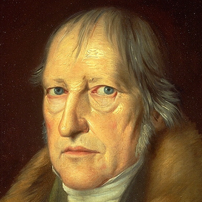 Module 3: Portrait of Hegel